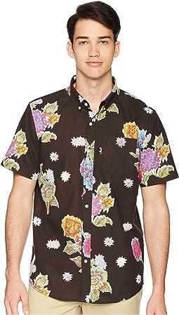 Botanical Floral Short Sleeve Shirt