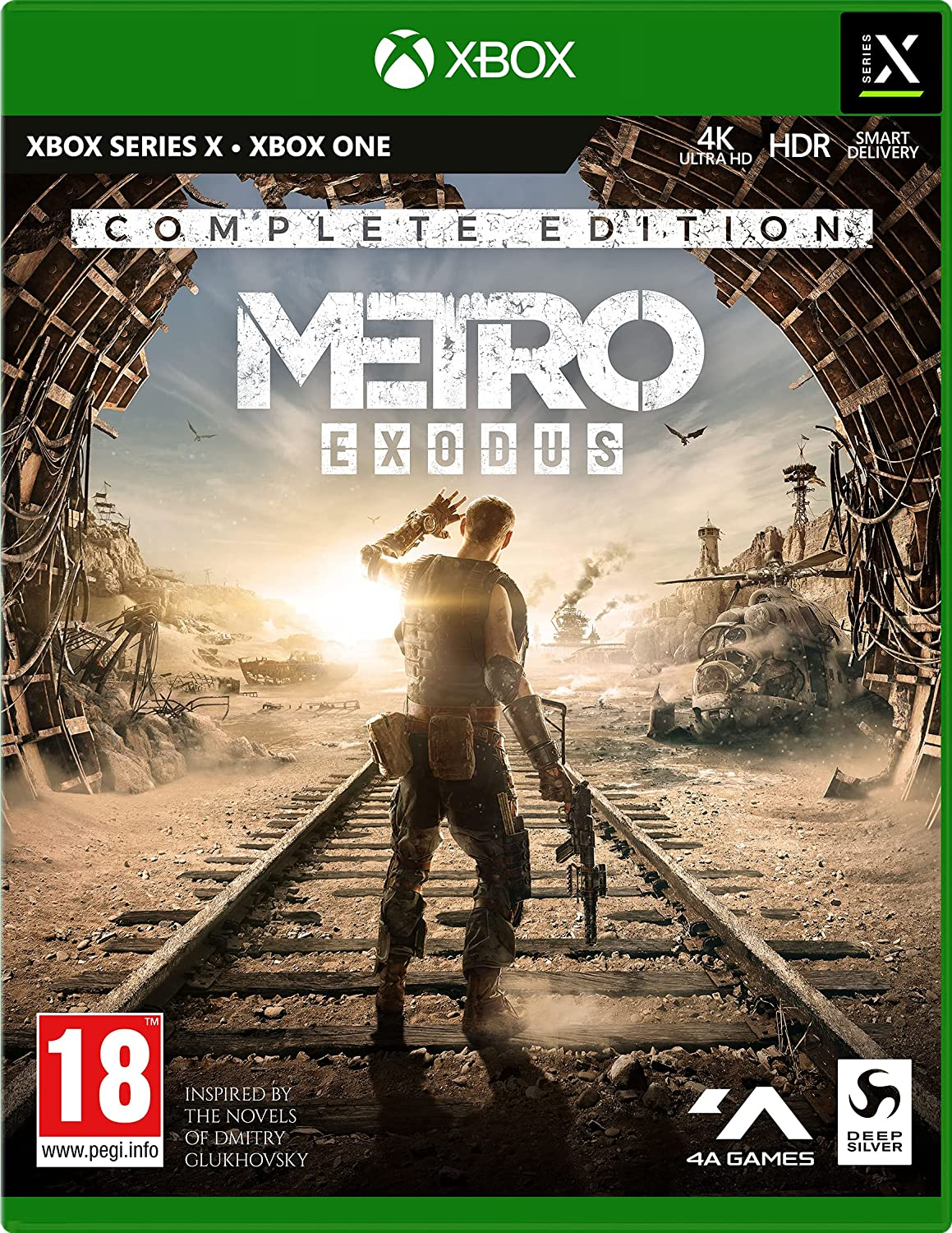METRO EXODUS We OFFer at cheap prices Bombing free shipping - Complete Series X Xbox Edition
