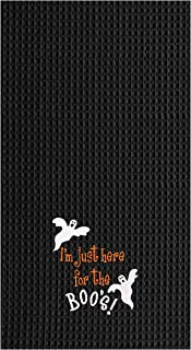 C&F Home 18x27 Halloween Kitchen Towel, I'm Here for the Boo's
