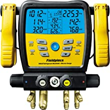 fieldpiece gauges 4 port