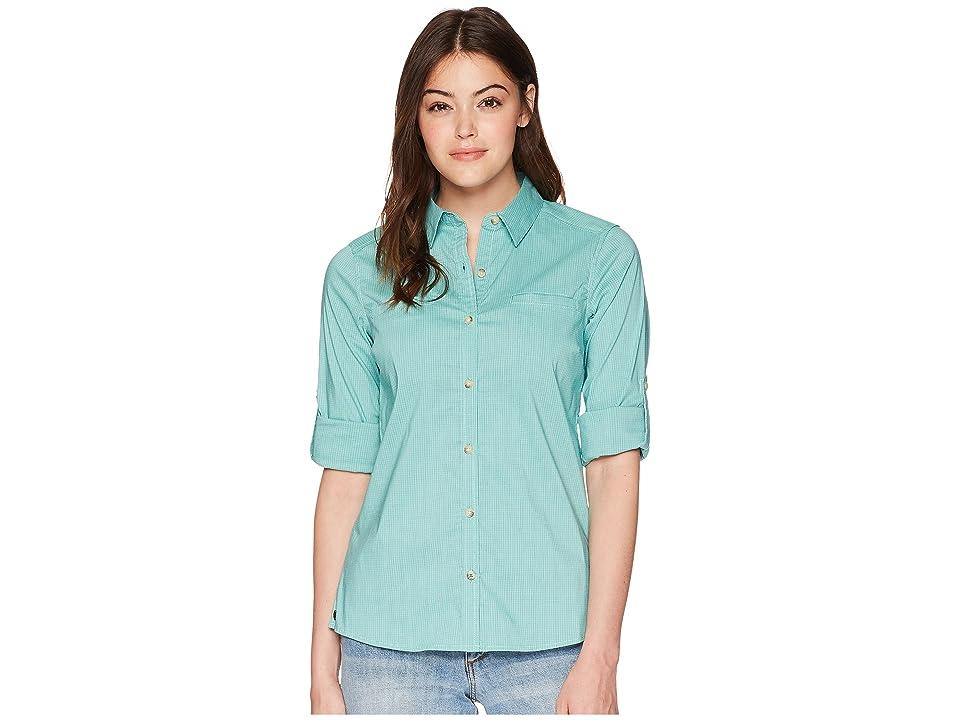 Outdoor Research Rumi Long Sleeve Shirt (Tahiti) Women