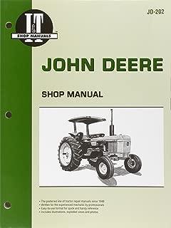 John Deere Shop Manual Jd-202 Models: 2510, 2520, 2040, 2240, 2440, 2640, 2840, 4040, 4240, 4440, 4640, 4840 (I&T Shop Service)