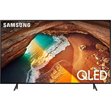 Samsung QN65Q60RAFXZA 65″ 4K QLED 4K Q60 Series Ultra HD Smart TV with HDR and Alexa