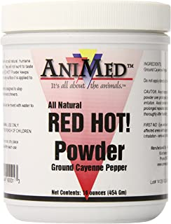 AniMed Red Hot All Natural Humane Attitude Adjuster, 16-Ounce
