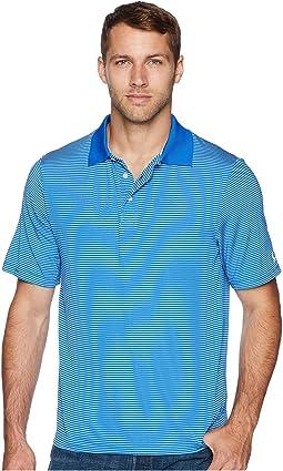 Athletic Tech Polo Striped