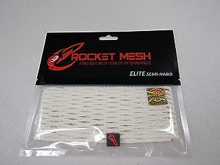 Rocket Mesh Lacrosse Elite Semi-Hard