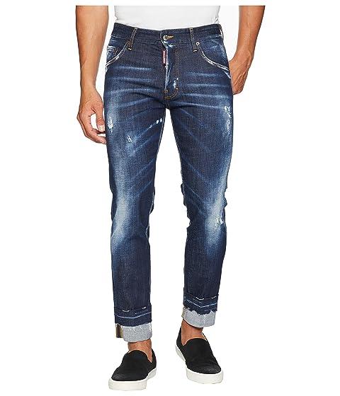 DSQUARED2 Off the Cuff Run Dan Jeans