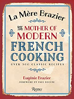 mother of modern french cooking