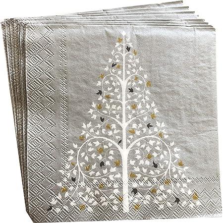 Christmas Postcard 350 Napkins Design 13 Printed Paper Serviettes Christmas Napkins Design 4 Decoupage Napkins Napkins for Decoupage