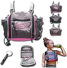 REX MICROVEST Kids Hiking Daypack Waterproof Zipper Outdoors Camping Travel Pack