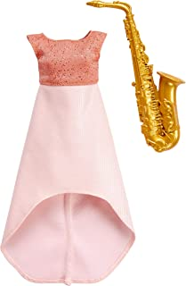 Barbie Careers Saxophone Player Fashion Pack