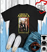 Coming To America King And Queen Of Zamunda t shirt Coming To America T-Shirt, Birthday gift shirt, Gift shirt, Hoodie