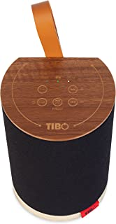 TIBO Vogue 1 |Portable Wi-Fi & Bluetooth Speaker | Multi Room Battery Powered Hi-Fi Speaker with Internet Radio for Home o...