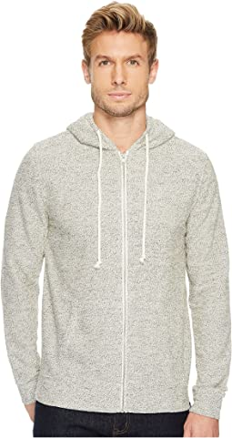 Threads 4 Thought - Loop Terry Zip Hoodie