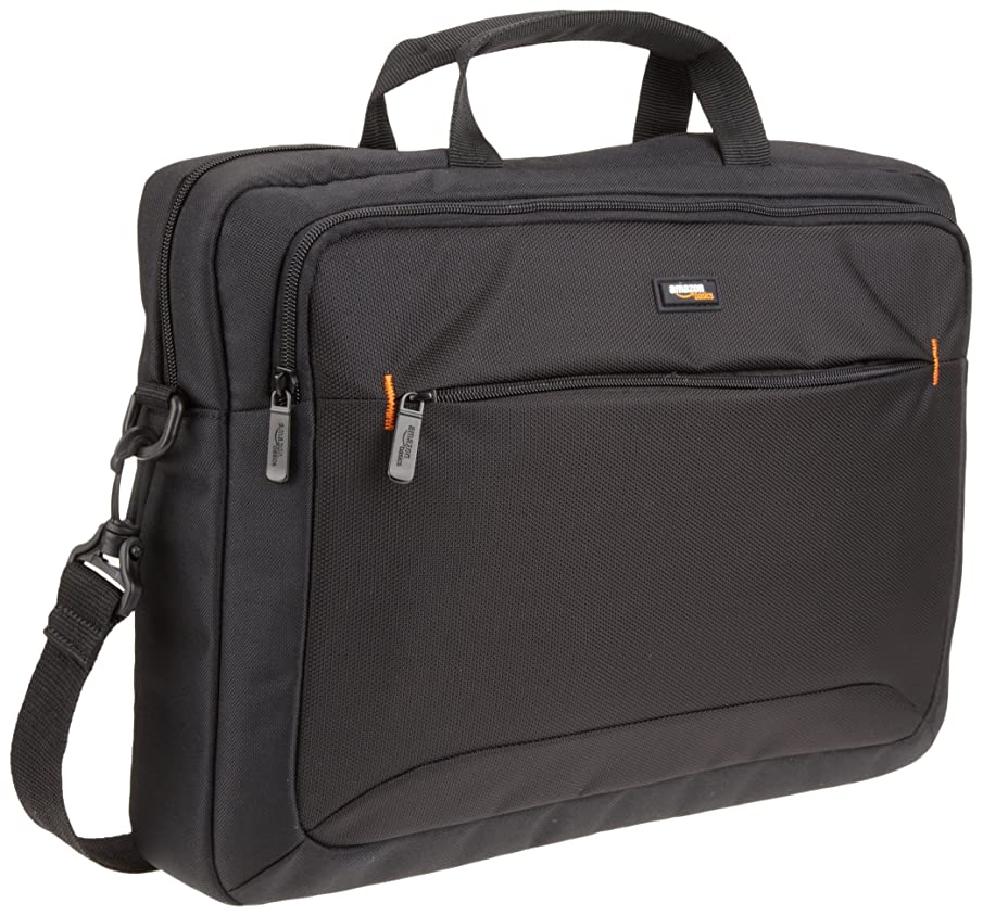 AmazonBasics 15.6-Inch Macbook Laptop and Tablet Shoulder Bag, 10-Pack