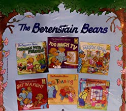 Berenstain Bears Set: Trouble with Friends / Berenstain Bears Too Much TV / Berenstain Bears and the