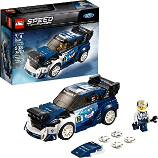 LEGO Speed Champions Ford Fiesta M-Sport WRC 75885 Building Kit (203 Pieces)