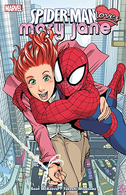 Spider-Man Loves Mary Jane Collection Vol. 1 (Spider-Man Loves Mary Jane (2005-2007)) (English Edition)