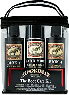 military boot cleaning kit