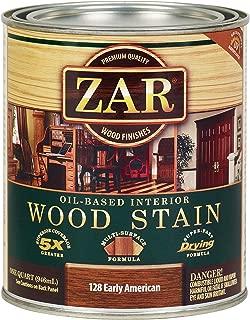 ZAR 12812 Wood Stain, Early American, Mink