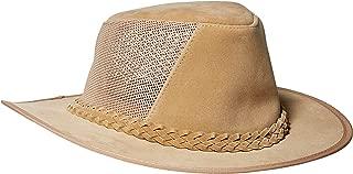 Dorfman Pacific Co. Men's Soaker Hat with Mesh Back
