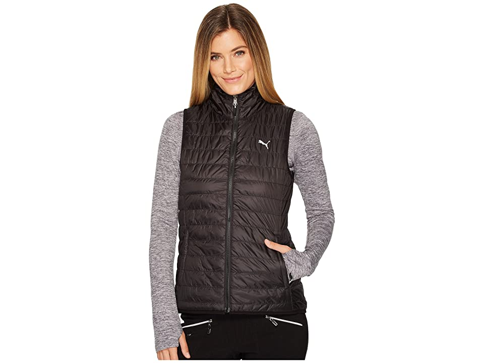 PUMA Golf PWRWARM Reversible Vest (Black) Women