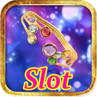 Bright Diamonds Jewelry Lucky Progressive Jackpot Casino Slot Machine Poker Machine Free Slots - Vegas Slots