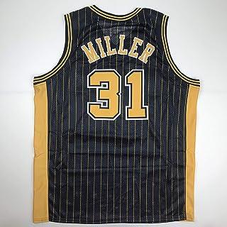 0a4b8736a6468 Amazon.com: reggie miller Jersey