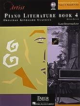 Piano Literature - Book 4: Developing Artist Original Keyboard Classics (The Developing Artist)