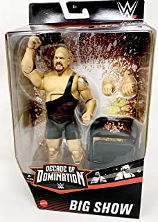 WWE Elite Collection Big Show Decade of Domination Series Action Figure
