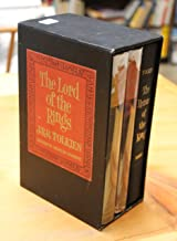 The Lord of the Rings in Three Volumes: The Fellowship of the Ring, The Two Towers, and The Return of the King