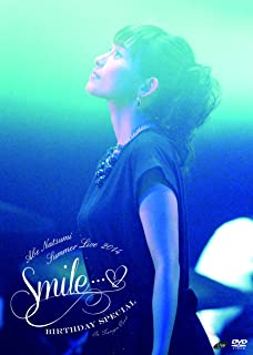 安倍なつみ Summer Live 2014 ~Smile・・・ ~ Birthday Special [DVD]