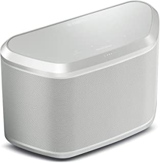 Yamaha WX-030W MusicCast 30W Wireless Speaker White WiFi Bluetooth WX030W