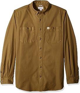 Carhartt Rugged Flex Rigby Long-Sleeve Work Shirt Camisa para Hombre