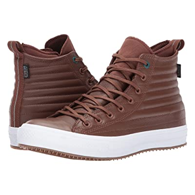 Converse Chuck Taylor All Star WP Boot Hi (Dark Clove/Dark Atomic Teal) Lace-up Boots