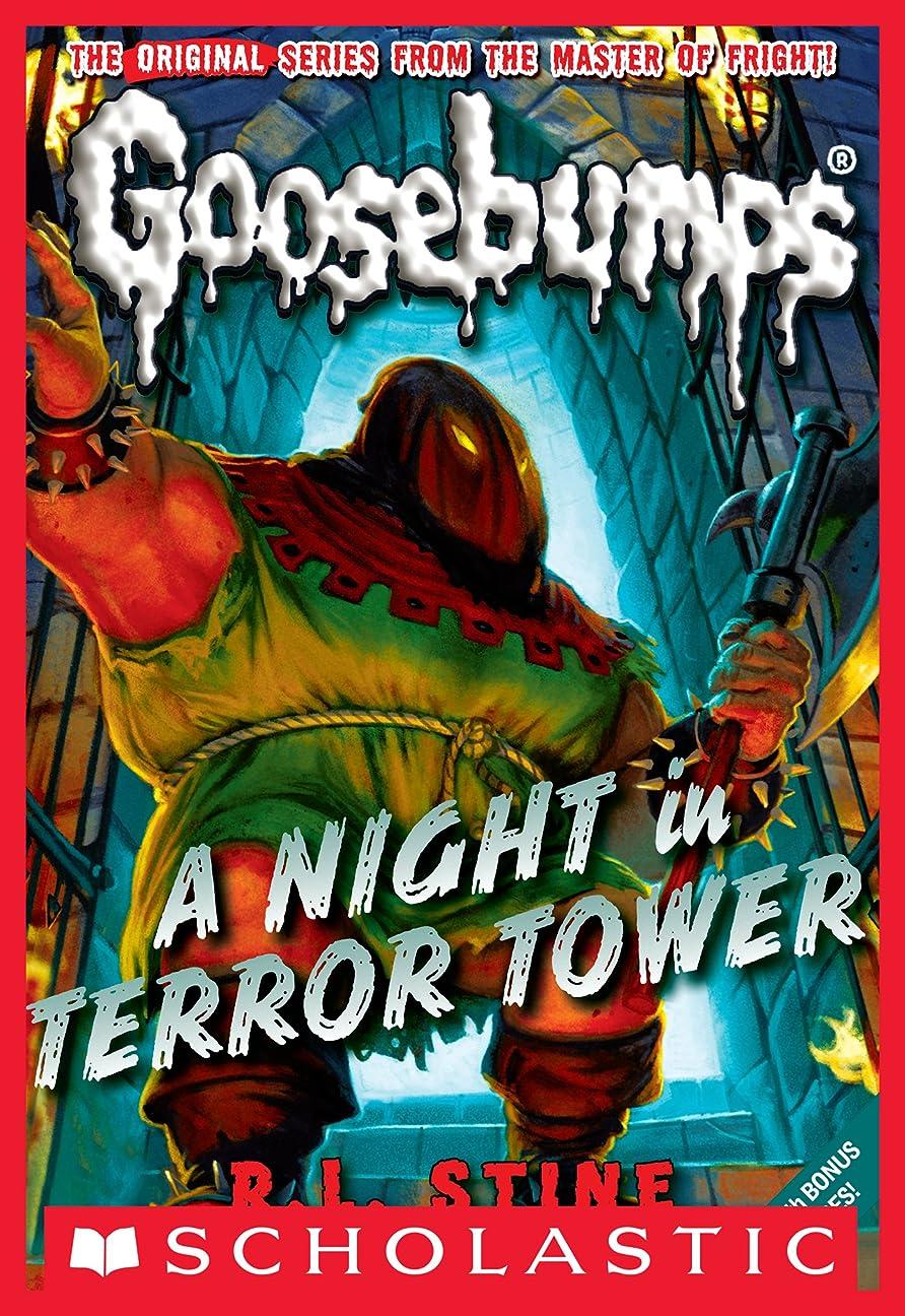 賭けり昆虫Classic Goosebumps #12: A Night in Terror Tower (English Edition)