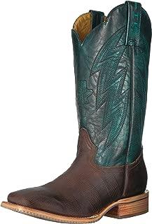 Tin Haul Shoes Men's Lock N' Bolt Western Boot