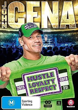 WWE: John Cena: Hustle, Loyalty, Respect (DVD)
