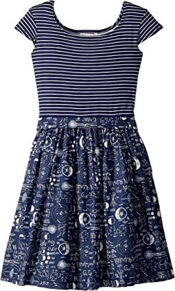Maddy Mathematician Dress (Big Kids)