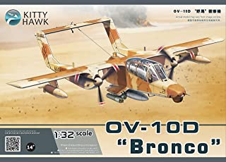 Best 1 32 kitty hawk ov 10d bronco Reviews