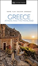 DK Eyewitness Greece, Athens and the Mainland (Travel Guide)