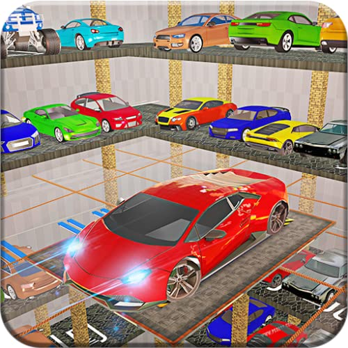 Multi Storey Car Parking Underground Parking Game