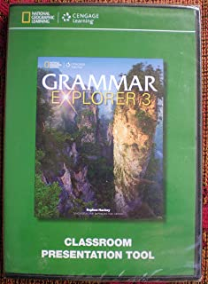 Grammar Explorer 3: Presentation Tool CD-ROM