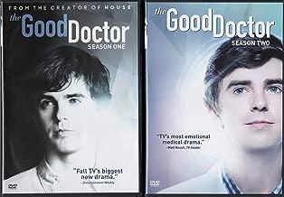 THE GOOD DOCTOR DVD SEASON'S 1 & 2 TV SERIES