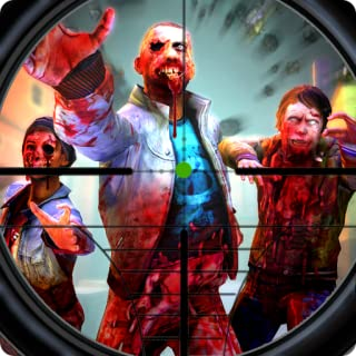 Call Of Zombie Sniper Duty - Legends FPS