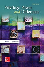 privilege power and difference allan johnson