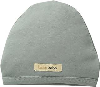 Lovedbaby Baby-Boys Organic Cute Cap, Seafoam, 6-12m