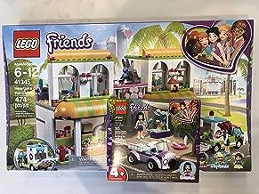 LEGO Friends Heartlake City Pet Center & Friends Emma's Mobile Vet Clinic
