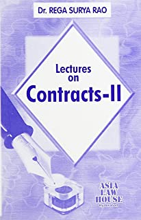 Lectures on Contract - II