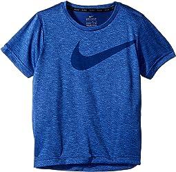 Nike Kids Dri-Fit Short Sleeve Top (Little Kids)